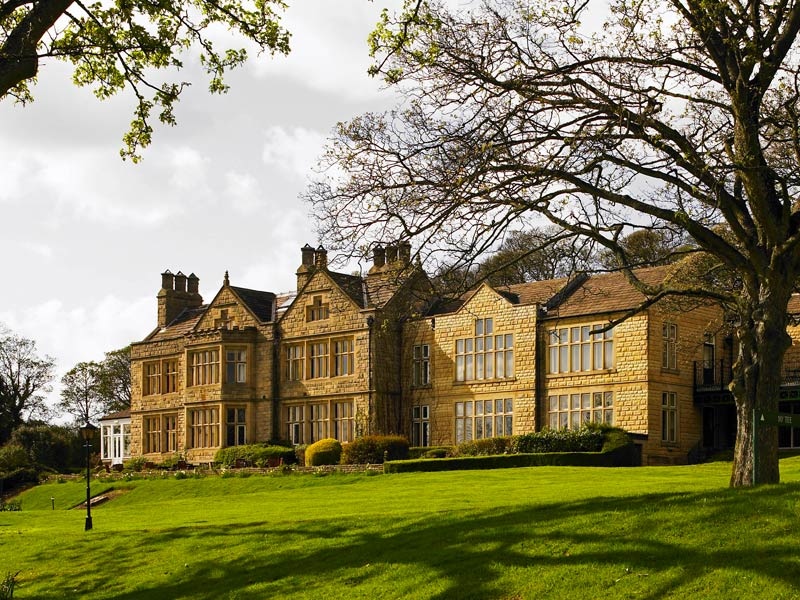 Hollins Hall Hotel and Country Club Leeds
